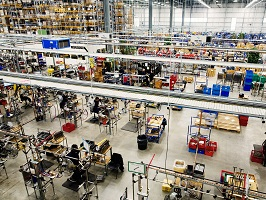 welcome brompton factory tour