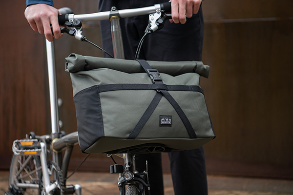 Brompton Bicycle, Borough, folding bike bags